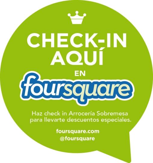 Arrocería Sobremesa en Foursquare