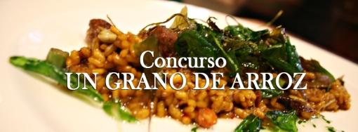 """Concurso """"Un grano de arroz"""" de la Arrocería Sobremesa"""