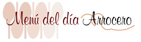 Menú del día arrocero en la Arrocería Sobremesa de Pamplona