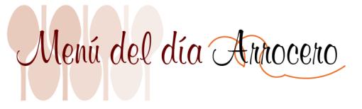 Menú del día arrocero en Arrocería Sobremesa de Pamplona