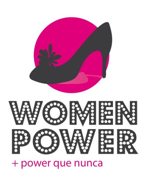 Womenpower, más power que nunca.  Logotipo diseñado por @ana_parache
